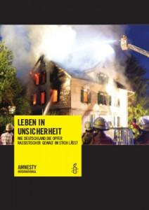 Der Bericht Leben in Unsicherheit von Amnesty International als PDF