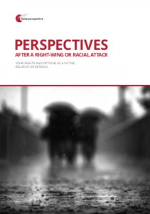 Ratgeber: Perspektiven nach einem rechten oder rassistischen Angriff (Englisch)