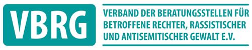Bundesverband unabhängiger Beratungsstellen für Betroffene rechter, rassistischer und antisemitischer Gewalt in Deutschland